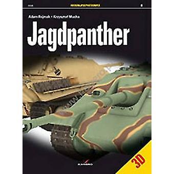 Jagdpanther by Lukasz Gladysiak - Adam Rejmak - Krzysztof Mucha - 978
