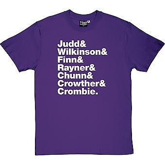 Split Enz Line-Up Men's T-Shirt