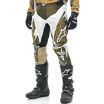 Alpinestars Brown Charger MX Pant