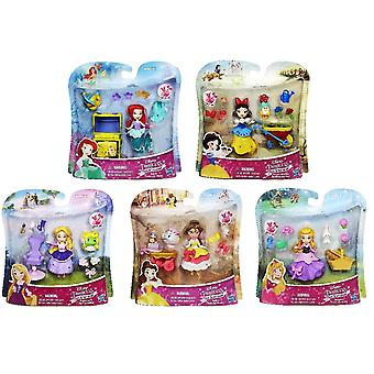 Disney Princess Little Kingdom - Small Doll And Accessory Playset (One Supplied)