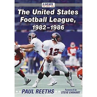 United States Football League - 1982-1986 durch Paul Reeths - 978147