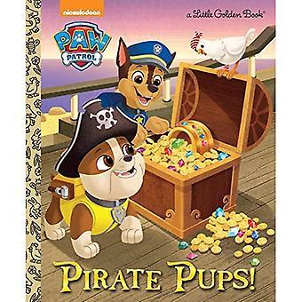 Pirate Pups! (Little Golden Book)