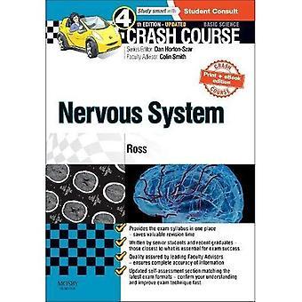 Crash Course Nervous System Updated Print + eBook edition, 4e