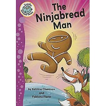 The Ninjabread Man (Tadpoles Fairytale Twists)