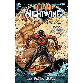 Nightwing Volume 4: Second City TP (The New 52) (Nightwing (Numbered))