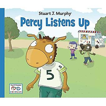 Percy Listens Up (Stuart Murphy's I See I Learn)