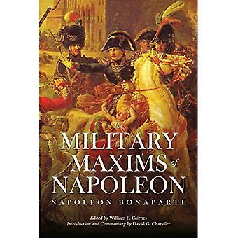 Las máximas militares de Napoleon