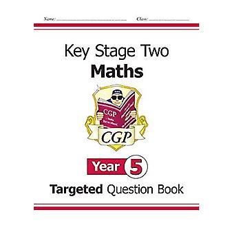 KS2 Matematica domanda libro - anno 5