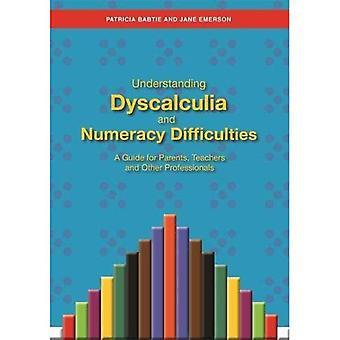 Comprensione discalculia e difficoltà di Numeracy