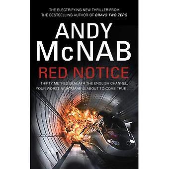 La Notice rouge: (Tom Buckingham Thriller 1)