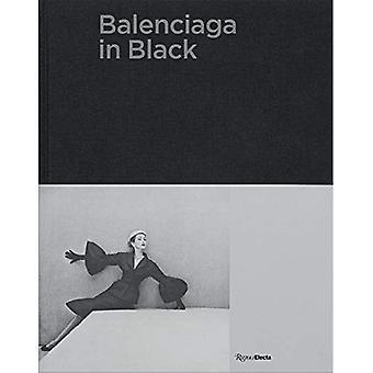 Balenciaga in Black: The Black Work