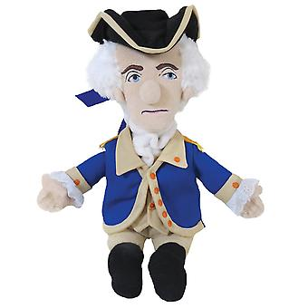 Plys-lille Thinker-George Washington Soft Doll legetøj gaver ny 3733