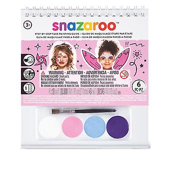 Snazaroo Mini Make-Up Set meisjes - One Size