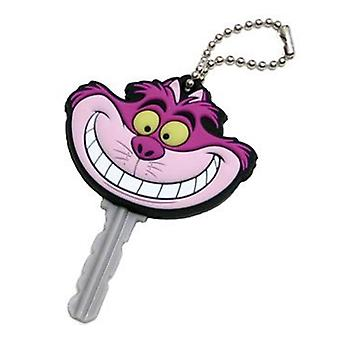 Key Cap - Disney - Cheshire Cat - PVC Die Cut Holder Gifts Toys New 25207