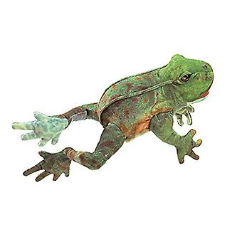 Hand Puppet - Folkmanis - Jumping Frog New Toys Soft Doll Plush 30825