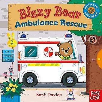 Bizzy Björn: ambulans räddning-Bizzy Björn