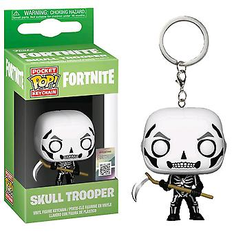 Fortnite Skulltrooper lomme pop! Nøglering