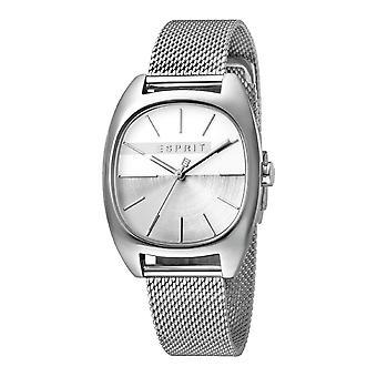 Esprit ES1L038M0075 Infinity Silver Mesh Women's Watch