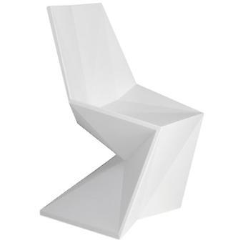 Vondom Karim Vertex Stuhl 53x53x86cm 51007 Plum (Garten , Andere)