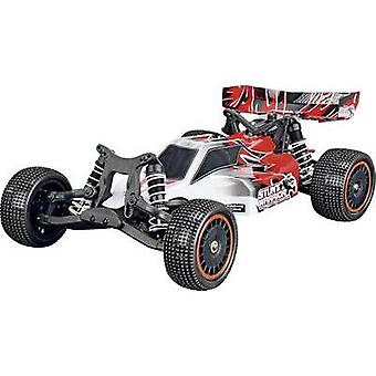 Carson Modellsport Stunt Warrior Brushed 1:10 RC model car Electric Buggy RWD 100% RtR 2,4 GHz