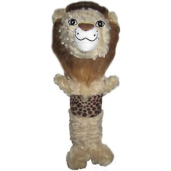 Durables Happy Tails Adventure Toy-Lion HTDURA-51140
