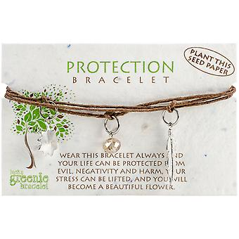 Greenie Bracelet 1/Pkg-Protection GB-274