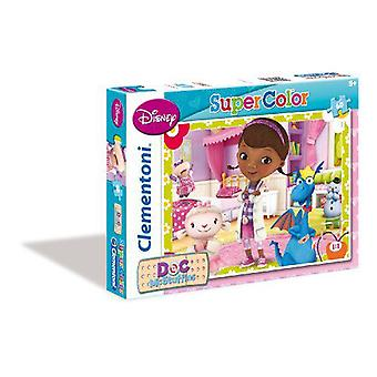 Clementoni 60 Doctor Puzzle Toys - Toys Doctor (Toys , Boardgames , Puzzles)