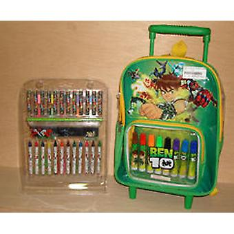 Import Mini Cart Stationary Ben 10 (Toys , School Zone , Backpacks)