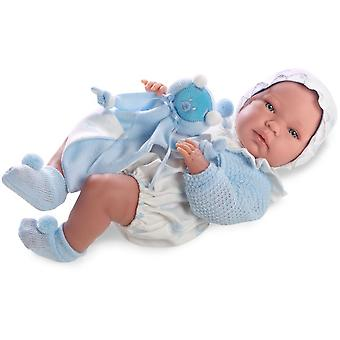 Llorens Nico Blue (Toys , Dolls And Accesories , Baby Dolls , Dolls)