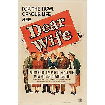 Dear Wife Movie Poster Print (27 x 40)