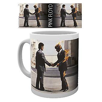 Pink Floyd Wish You Were Here Mug