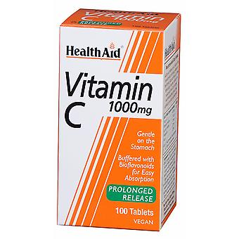 Health Aid Vitamin C 1000mg - Prolonged Release ,  100 Tablets