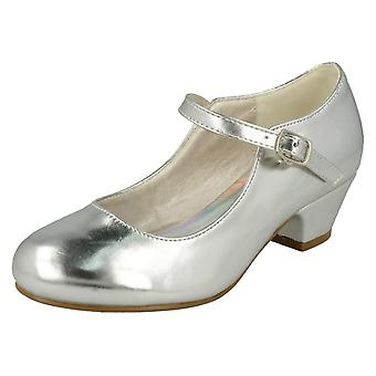 Girls Spot On Mary Jane Style Party Shoes H3020