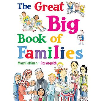 The Great Big Book of Families (Paperback) by Hoffman Mary