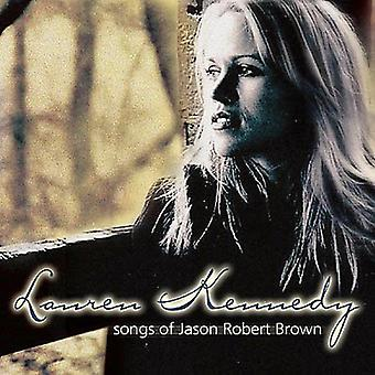 Lauren Kennedy - sange af Jason Robert Brown [CD] USA import