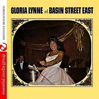 Gloria Lynne - op Basin Street East [CD] USA import