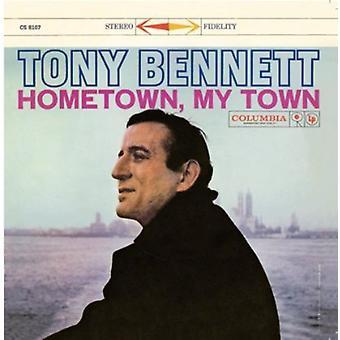 Tony Bennett - hemstad min [CD] USA import