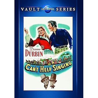 Can't Help Singing [DVD] USA import