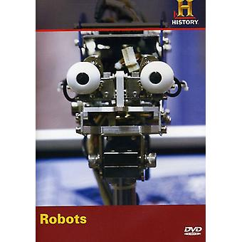 Robots [DVD] USA import