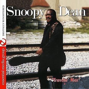 Snoopy Dean - Travelin ' Man [CD] USA import