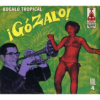 Gozalo - Vol. 4-Gozalo [CD] USA importerer