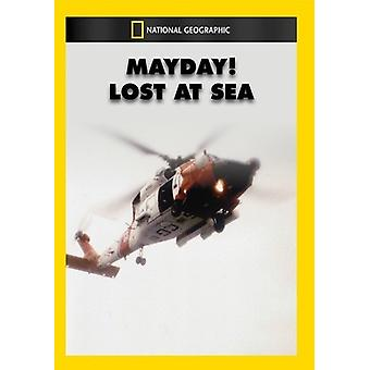 Mayday förlorade till sjöss [DVD] USA import