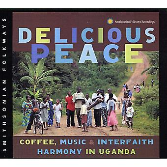 Läckra fred: Kaffe musik & Interfaith Harmony - läckra fred: kaffe musik & Interfaith Harmony [CD] USA import