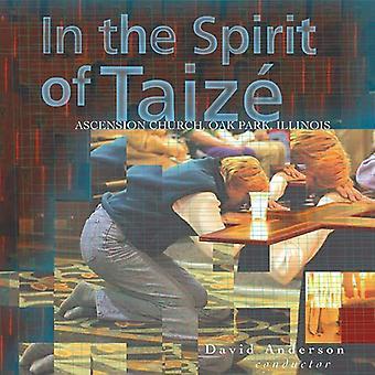 David Anderson - i den ånd af Taize [CD] USA import