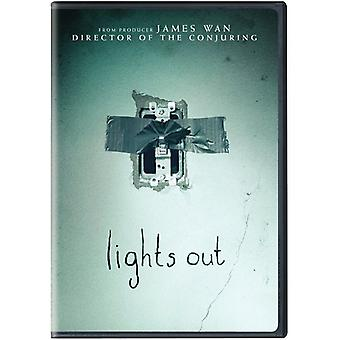 Importación de USA de Lights Out [DVD]