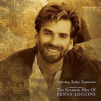Kenny Loggins - import USA wczoraj dziś jutro wielki [CD]