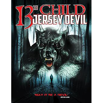 Enfant 13 : Jersey Devil [DVD] USA import
