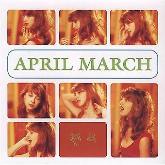 April marts - Paris i April [CD] USA importerer
