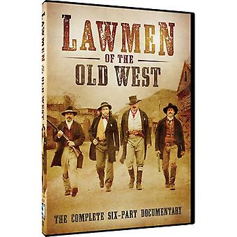 Lawmen of the Old West [DVD] USA import