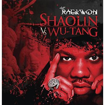 Raekwon - Shaolin vs Wu-Tang [CD] USA importerer